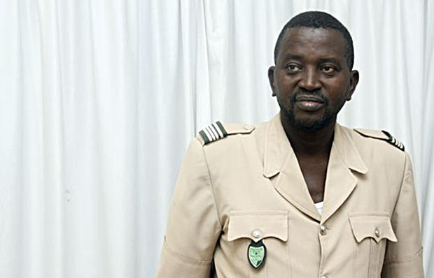 Commandant Lamine Guèye - Directeur Parc Hann
