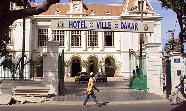 Mairie-de-Dakar