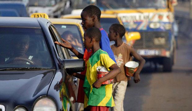 La mendicité au Sénégal