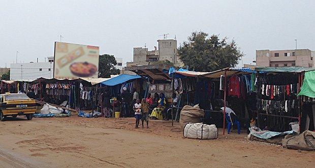 Le marché hebdomadaire de Ouakam (Marché du jeudi)