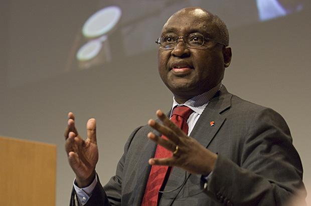 M Donald Kaberuka, Président de la BAD