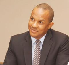 Adrien Diouf, Directeur de l'Agence UMOA-Titres (AUT)