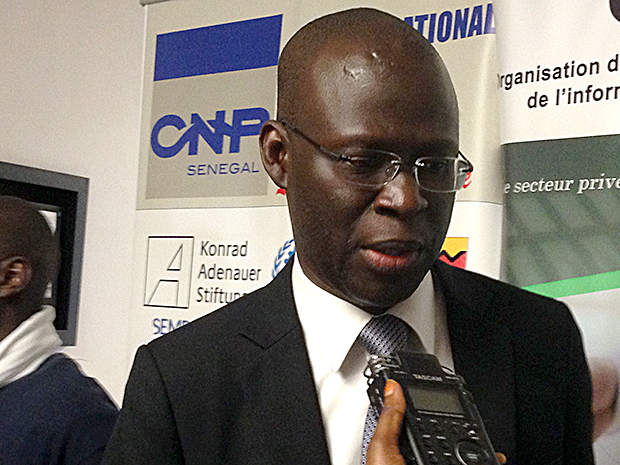 Cheikh Abiboulaye Dièye, Ministre de la Communication et de l'Economie numérique
