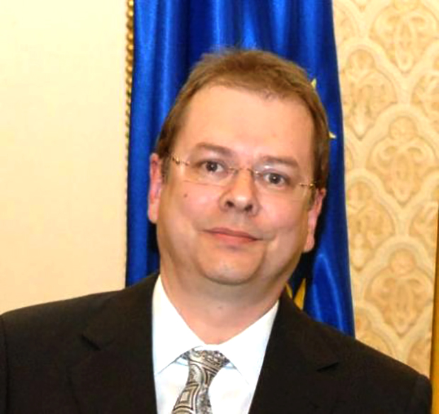 Philippe Beaulne, Ambassadeur Canada au Sénégal