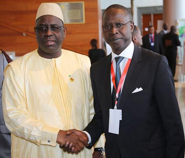 Macky Sall et Mahammed Boun Dionne, Nouveau Premier Ministre