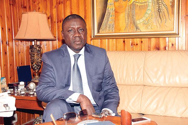 Mor Adj, Président de la FSSA