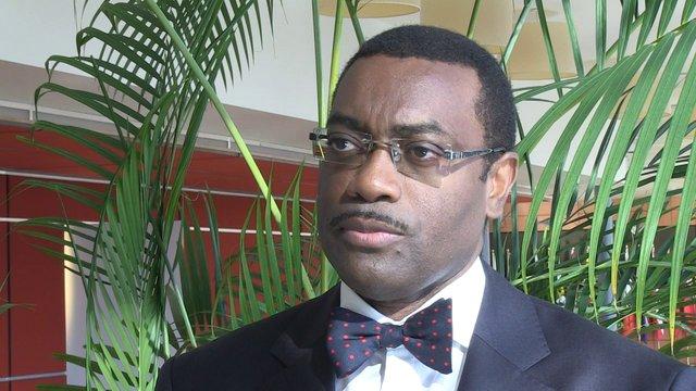 Akinwumi Adesina// Président de la BAD