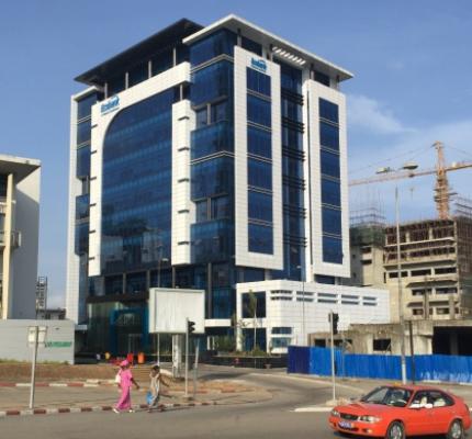 AP-Ecobank CI nouveau siège