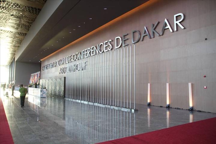 le CICAD qui abrite la conférence  sur l'agriculture