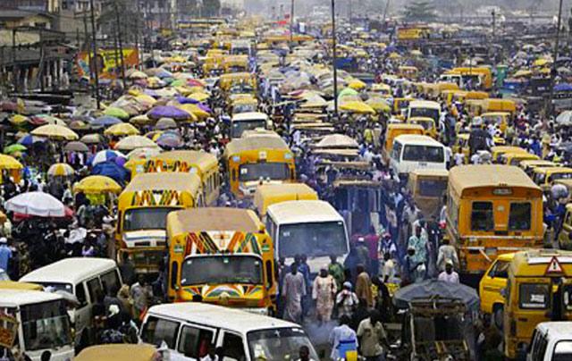 Lagos ville