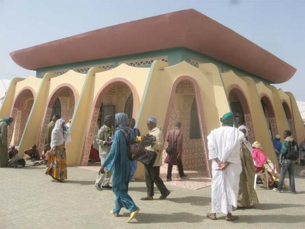Mosquée Omarienne