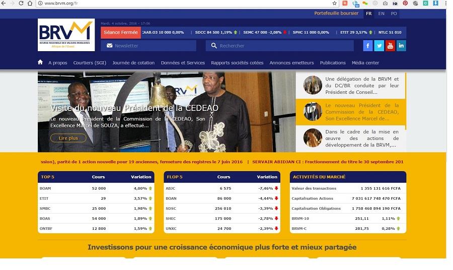 site-web-brvm